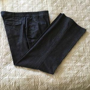 Talbots NWT Flare 18W Jeans